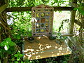 Flickr - brewbooks - Garden shrine - John M's garden.jpg
