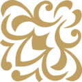FlowerS Ornament Gold Down Left.png
