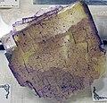Fluorite (Late Paleozoic; Elmwood Mine, near Carthage, Tennessee, USA) 2 (33750777303).jpg