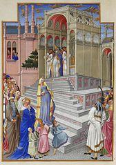 La Purification de la Vierge