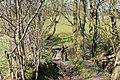 Footbridge over Rainford Brook - geograph.org.uk - 1225933.jpg