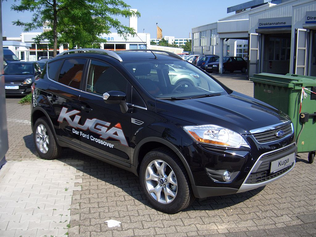 file ford kuga from 2008 dealer decals frontright 2008 06. Black Bedroom Furniture Sets. Home Design Ideas