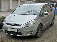 Ford S-MAX I przed face liftingiem