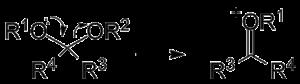 Oxocarbenium - Image: Formationoxo