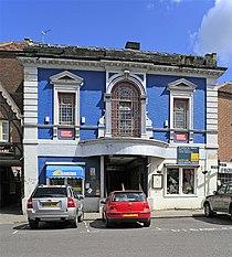Former Cinema, Market Place, Ringwood - geograph.org.uk - 174193.jpg
