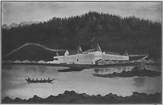 Lax Kw'alaams - Fort Simpson in 1857