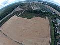 Fort St Sebastien Image aérienne après fouilles.jpg