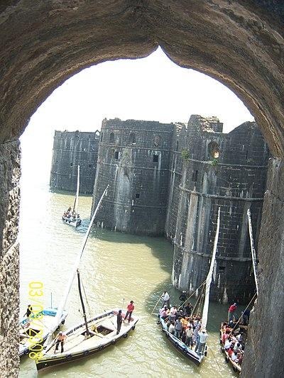 Fort in Maharashtra