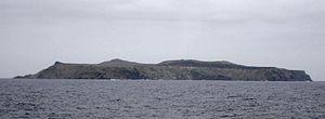 Selvagem Grande Island - View of Selvagem Grande