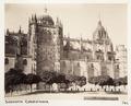 Fotografi, Catedral nueva i Salamanca - Hallwylska museet - 107304.tif
