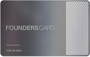 English: FoundersCard