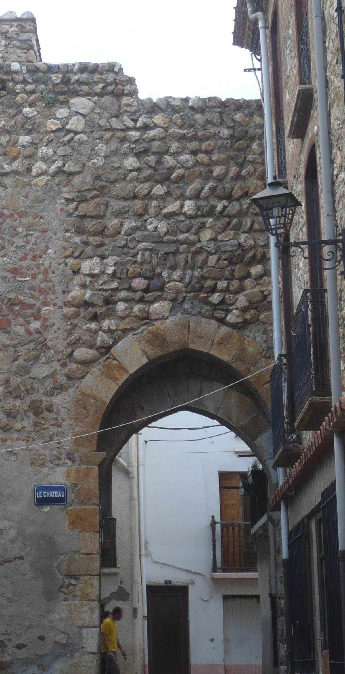 Porte fortifi e de fourques wikip dia for Porte wikipedia