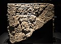 Fragment de panell, Lacanha (Mèxic), fundació la Ruta Maya, Guatemala.jpg