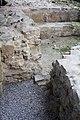 Fragmento de Muralla Romana, Yacimiento Arqueológico de Cimadevilla.jpg