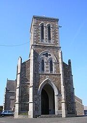Église Saint-Crépin de Beauchamps