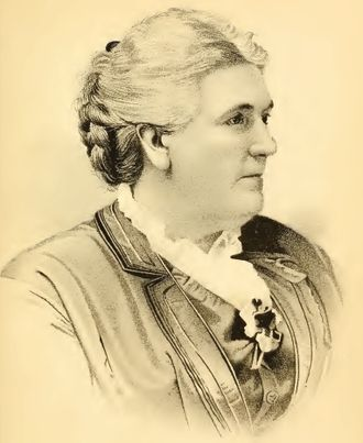Mount Carroll Seminary - Frances Shimer, founder of the school and proprietor or co-proprietor from 1855 to 1896