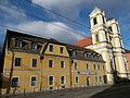 Franciscan St. Stephen Parish, Budapest, II. Margit körút 23.JPG