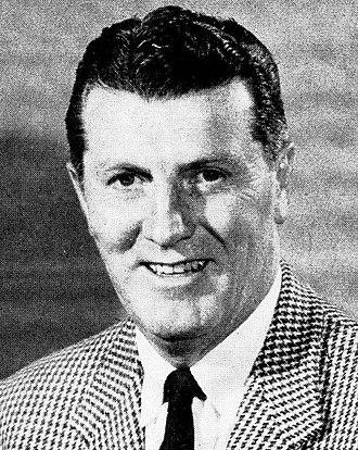 1957 NCAA University Division Basketball Championship Game - Image: Frank Mc Guire