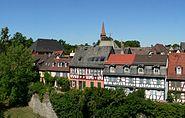 Frankfurt Hoechst Burggraben
