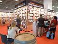 Frankfurta librofoiro 2012 stando Festival du Livre Culinaire.JPG