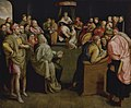 Frans Pourbus (I) and Workshop - Christ among the doctors.jpg