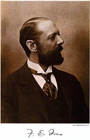 Frederic Eugene Ives - Frederic Eugene Ives