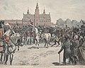Frederik den Syvende tager afsked med tropperne (9291718738).jpg
