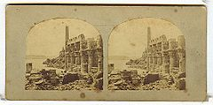 Frith, Francis (1822-1898) - Views in Egypt and Nubia - n. 338 - Views from the south end of the Island of Philae.jpg