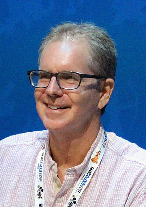 Chris Buck - Buck at the D23 Expo in August 2015