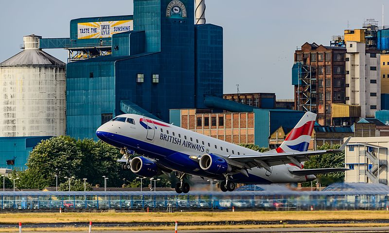 File:G-LCYI - BA City Flyer, Embraer ERJ-170.jpg