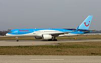 G-OOBH - B752 - TUI Airways
