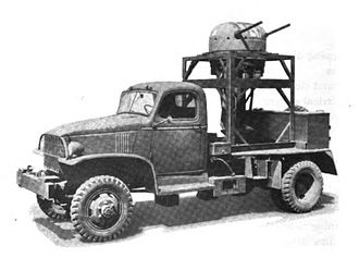 Chevrolet G506 - Turret trainer