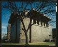 GENERAL VIEW - Unity Temple, 875 Lake Street, Oak Park, Cook County, IL HABS ILL,16-OAKPA,3-6 (CT).tif