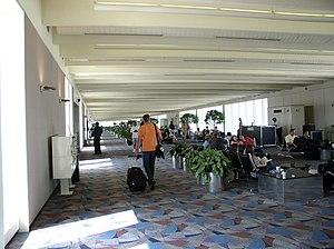 Greenville–Spartanburg International Airport - Concourse A