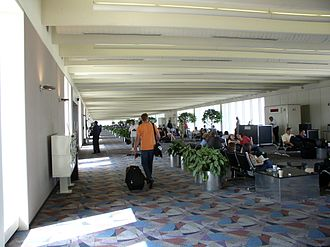 Greenville–Spartanburg International Airport - Concourse A