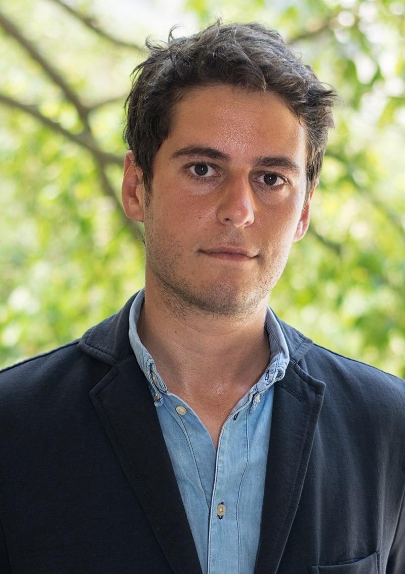 Gabriel Attal en 2017. | Photo : Getty Images.
