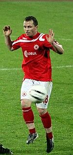 Boris Galchev Bulgarian footballer