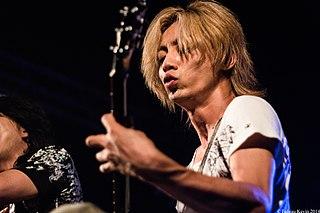 Syu Japanese musician