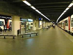 Neuilly – Porte Maillot (Paris RER) - Gare de Neuilly Porte Maillot