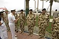 Gary Roughead greets Royal Bahraini Navy chiefs of staff 4-14-08 080414-N-8273J-054 0ZNA0.jpg