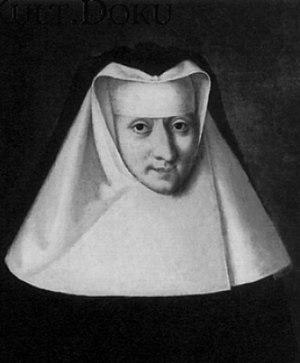 Archduchess Maria Anna of Austria (1738–1789) - Abbess Xaveria Gasser.