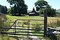 Gate near Blaen-y-buarth above Penmachno - geograph.org.uk - 222185.jpg