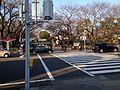 Gate of Nagoya Castle from south side of street.JPG