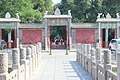 Gateway to Stone of Inscriptions, Xi'an, China - panoramio.jpg