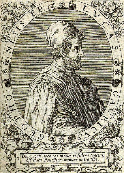 Лука Гаурико (1476-1558)