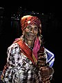Gavari dance drama character - gypsy priest.jpg