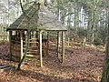 Gazebo in Rupert's Wood - geograph.org.uk - 719816.jpg