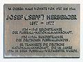 Gedenktafel Bülowstr 89 (Schön) Josef Herberger.jpg