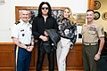 Gene Simmons and Shannon Tweed visit to the Pentagon 190516-D-SW162-1087 (40897690563).jpg