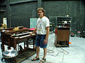 Gene Stopp fixin the Hammond B-3.jpg